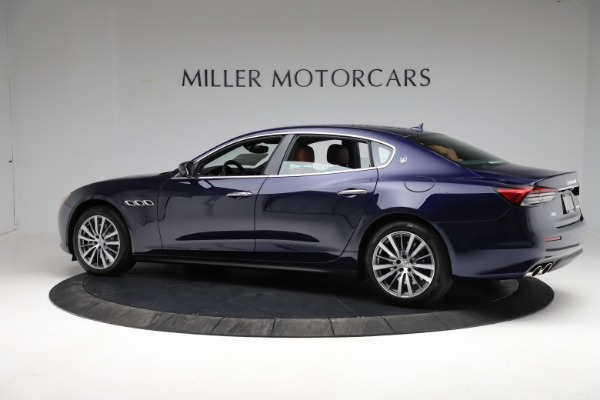 New 2021 Maserati Quattroporte S Q4 for sale Sold at Alfa Romeo of Westport in Westport CT 06880 4