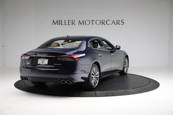 New 2021 Maserati Quattroporte S Q4 for sale Sold at Alfa Romeo of Westport in Westport CT 06880 7