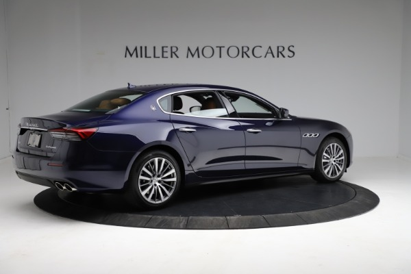 New 2021 Maserati Quattroporte S Q4 for sale Sold at Alfa Romeo of Westport in Westport CT 06880 8