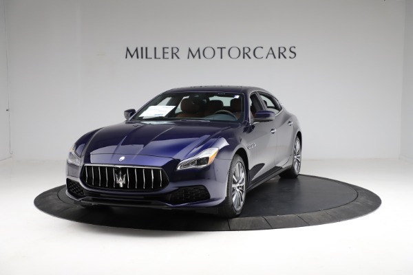 New 2021 Maserati Quattroporte S Q4 for sale Sold at Alfa Romeo of Westport in Westport CT 06880 1