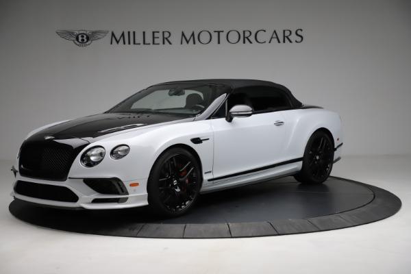 Used 2018 Bentley Continental GT Supersports for sale $229,900 at Alfa Romeo of Westport in Westport CT 06880 13