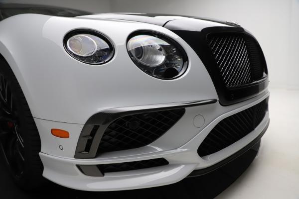 Used 2018 Bentley Continental GT Supersports for sale $229,900 at Alfa Romeo of Westport in Westport CT 06880 21