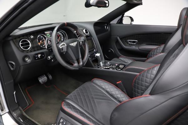 Used 2018 Bentley Continental GT Supersports for sale $229,900 at Alfa Romeo of Westport in Westport CT 06880 24