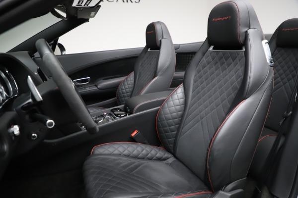 Used 2018 Bentley Continental GT Supersports for sale $229,900 at Alfa Romeo of Westport in Westport CT 06880 26