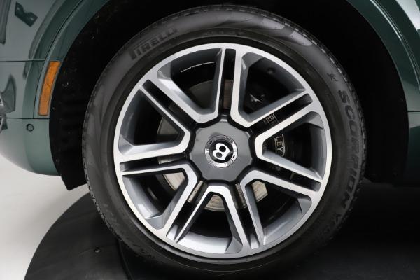 Used 2018 Bentley Bentayga W12 Signature for sale $159,900 at Alfa Romeo of Westport in Westport CT 06880 14