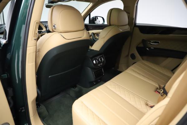 Used 2018 Bentley Bentayga W12 Signature for sale $159,900 at Alfa Romeo of Westport in Westport CT 06880 20
