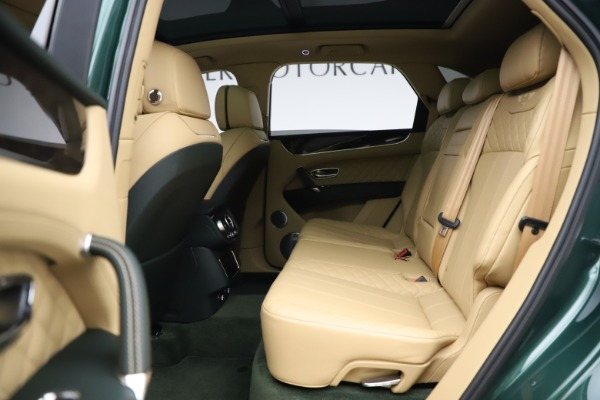 Used 2018 Bentley Bentayga W12 Signature for sale $159,900 at Alfa Romeo of Westport in Westport CT 06880 21