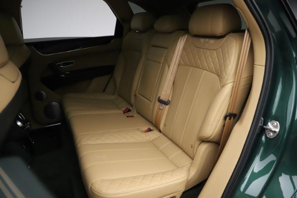 Used 2018 Bentley Bentayga W12 Signature for sale $159,900 at Alfa Romeo of Westport in Westport CT 06880 22