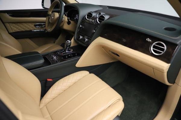 Used 2018 Bentley Bentayga W12 Signature for sale $159,900 at Alfa Romeo of Westport in Westport CT 06880 24