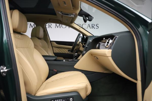 Used 2018 Bentley Bentayga W12 Signature for sale $159,900 at Alfa Romeo of Westport in Westport CT 06880 25