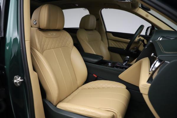 Used 2018 Bentley Bentayga W12 Signature for sale $159,900 at Alfa Romeo of Westport in Westport CT 06880 26
