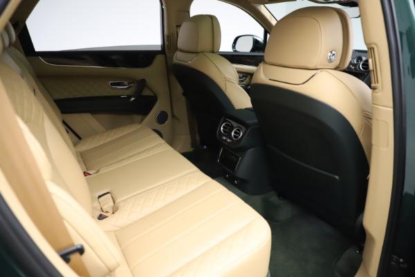 Used 2018 Bentley Bentayga W12 Signature for sale $159,900 at Alfa Romeo of Westport in Westport CT 06880 27
