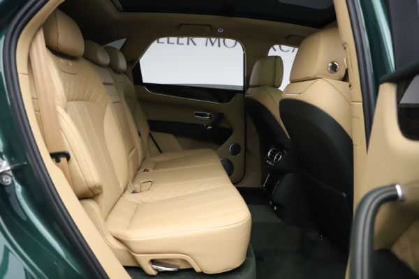 Used 2018 Bentley Bentayga W12 Signature for sale $159,900 at Alfa Romeo of Westport in Westport CT 06880 28