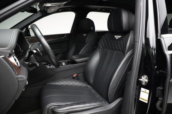 Used 2018 Bentley Bentayga W12 Signature for sale $153,900 at Alfa Romeo of Westport in Westport CT 06880 20