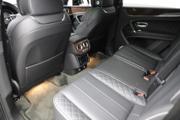 Used 2018 Bentley Bentayga W12 Signature for sale $153,900 at Alfa Romeo of Westport in Westport CT 06880 22