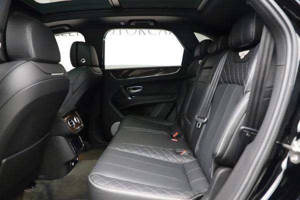 Used 2018 Bentley Bentayga W12 Signature for sale $153,900 at Alfa Romeo of Westport in Westport CT 06880 23