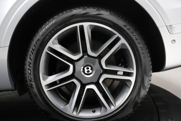 Used 2018 Bentley Bentayga Activity Edition for sale $146,900 at Alfa Romeo of Westport in Westport CT 06880 15