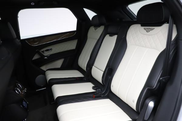 Used 2018 Bentley Bentayga Activity Edition for sale $146,900 at Alfa Romeo of Westport in Westport CT 06880 22