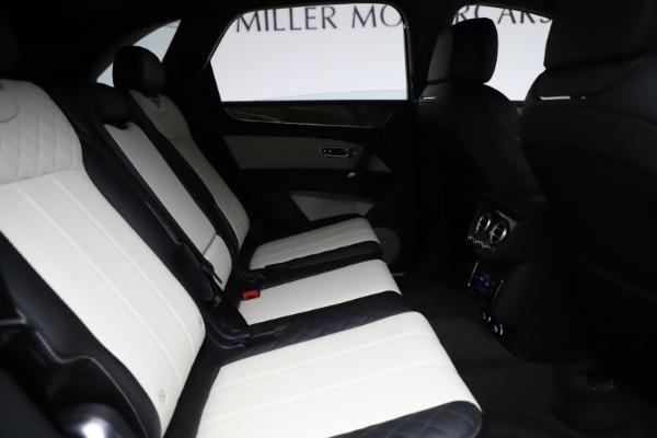Used 2018 Bentley Bentayga Activity Edition for sale $146,900 at Alfa Romeo of Westport in Westport CT 06880 24
