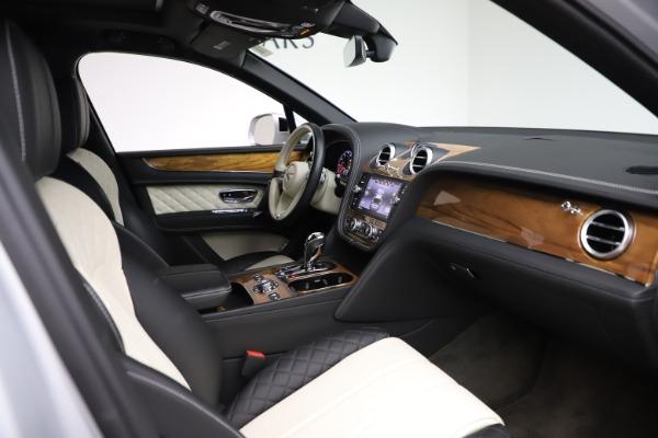 Used 2018 Bentley Bentayga Activity Edition for sale $146,900 at Alfa Romeo of Westport in Westport CT 06880 26