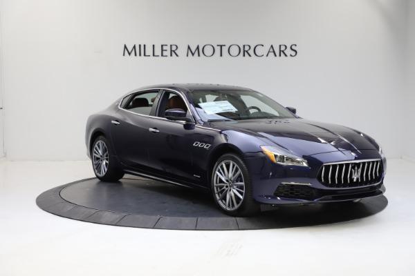 New 2021 Maserati Quattroporte S Q4 GranLusso for sale $123,549 at Alfa Romeo of Westport in Westport CT 06880 10