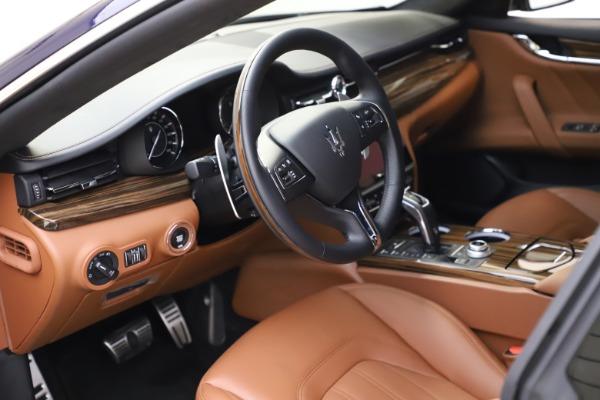 New 2021 Maserati Quattroporte S Q4 GranLusso for sale $123,549 at Alfa Romeo of Westport in Westport CT 06880 12