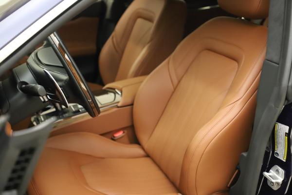 New 2021 Maserati Quattroporte S Q4 GranLusso for sale $123,549 at Alfa Romeo of Westport in Westport CT 06880 14