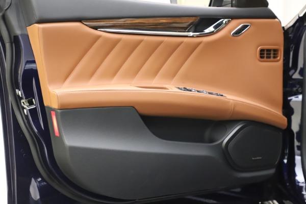New 2021 Maserati Quattroporte S Q4 GranLusso for sale $123,549 at Alfa Romeo of Westport in Westport CT 06880 15