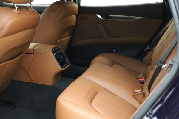New 2021 Maserati Quattroporte S Q4 GranLusso for sale $123,549 at Alfa Romeo of Westport in Westport CT 06880 16