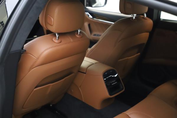New 2021 Maserati Quattroporte S Q4 GranLusso for sale $123,549 at Alfa Romeo of Westport in Westport CT 06880 17