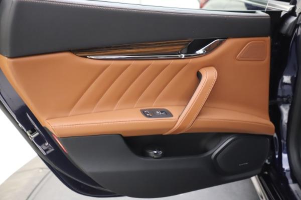 New 2021 Maserati Quattroporte S Q4 GranLusso for sale $123,549 at Alfa Romeo of Westport in Westport CT 06880 18