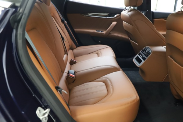 New 2021 Maserati Quattroporte S Q4 GranLusso for sale $123,549 at Alfa Romeo of Westport in Westport CT 06880 19