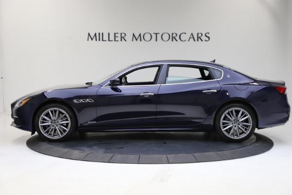 New 2021 Maserati Quattroporte S Q4 GranLusso for sale $123,549 at Alfa Romeo of Westport in Westport CT 06880 2