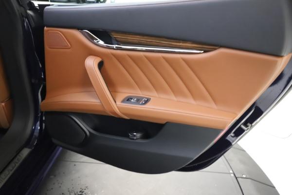 New 2021 Maserati Quattroporte S Q4 GranLusso for sale $123,549 at Alfa Romeo of Westport in Westport CT 06880 22