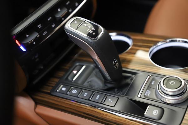 New 2021 Maserati Quattroporte S Q4 GranLusso for sale $123,549 at Alfa Romeo of Westport in Westport CT 06880 23