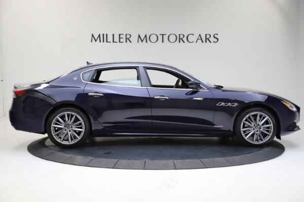 New 2021 Maserati Quattroporte S Q4 GranLusso for sale $123,549 at Alfa Romeo of Westport in Westport CT 06880 8