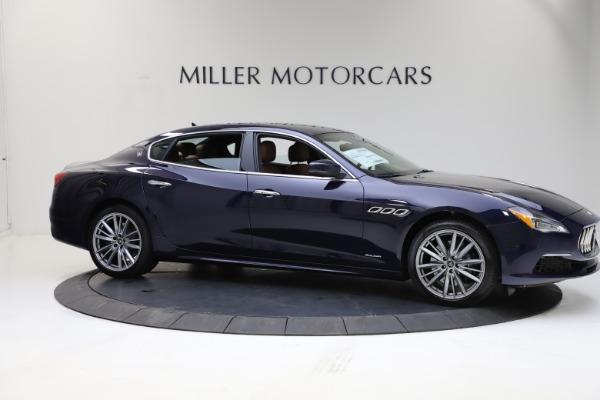 New 2021 Maserati Quattroporte S Q4 GranLusso for sale $123,549 at Alfa Romeo of Westport in Westport CT 06880 9