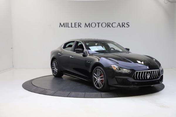 New 2021 Maserati Ghibli S Q4 for sale $86,654 at Alfa Romeo of Westport in Westport CT 06880 13