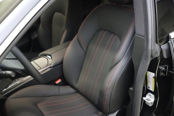 New 2021 Maserati Ghibli S Q4 for sale $86,654 at Alfa Romeo of Westport in Westport CT 06880 17