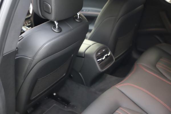 New 2021 Maserati Ghibli S Q4 for sale $86,654 at Alfa Romeo of Westport in Westport CT 06880 19