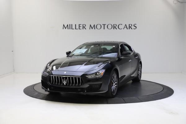 New 2021 Maserati Ghibli S Q4 for sale $86,654 at Alfa Romeo of Westport in Westport CT 06880 2