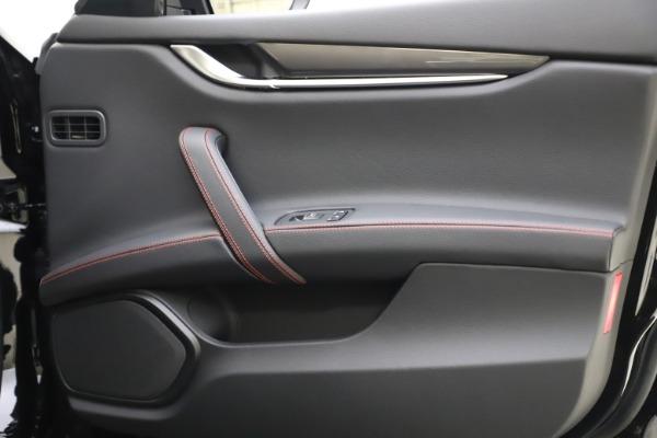 New 2021 Maserati Ghibli S Q4 for sale $86,654 at Alfa Romeo of Westport in Westport CT 06880 24