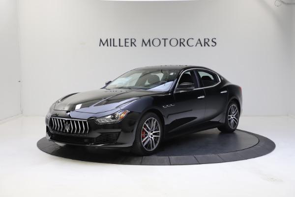 New 2021 Maserati Ghibli S Q4 for sale $86,654 at Alfa Romeo of Westport in Westport CT 06880 3