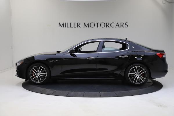 New 2021 Maserati Ghibli S Q4 for sale $86,654 at Alfa Romeo of Westport in Westport CT 06880 5