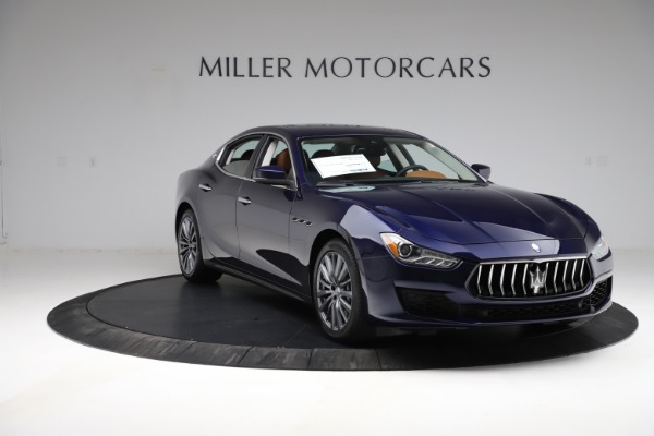 New 2021 Maserati Ghibli S Q4 for sale $86,954 at Alfa Romeo of Westport in Westport CT 06880 11