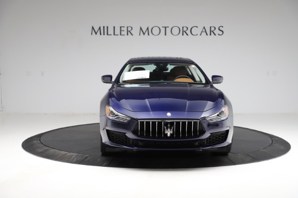 New 2021 Maserati Ghibli S Q4 for sale $86,954 at Alfa Romeo of Westport in Westport CT 06880 12