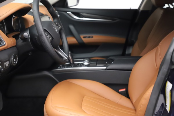 New 2021 Maserati Ghibli S Q4 for sale $86,954 at Alfa Romeo of Westport in Westport CT 06880 14