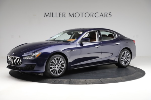 New 2021 Maserati Ghibli S Q4 for sale $86,954 at Alfa Romeo of Westport in Westport CT 06880 2