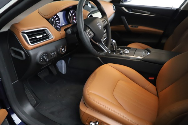 New 2021 Maserati Ghibli S Q4 for sale $86,954 at Alfa Romeo of Westport in Westport CT 06880 23