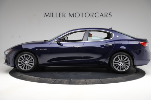 New 2021 Maserati Ghibli S Q4 for sale $86,954 at Alfa Romeo of Westport in Westport CT 06880 3